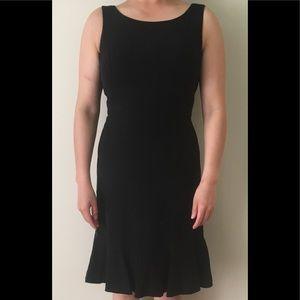 Ann Taylor classic black dress